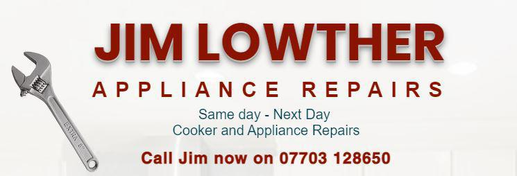 Jim Lowther Appliance Repairs logo