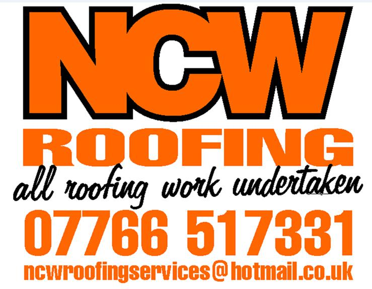 NCW Roofing Ltd logo