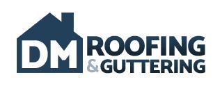 DM Roofing & Guttering logo