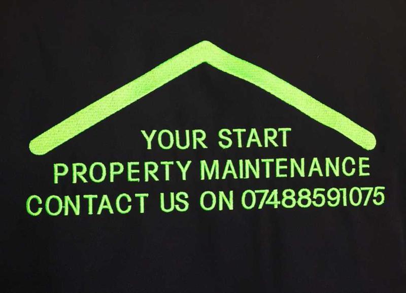 Your Start Property Maintenance logo