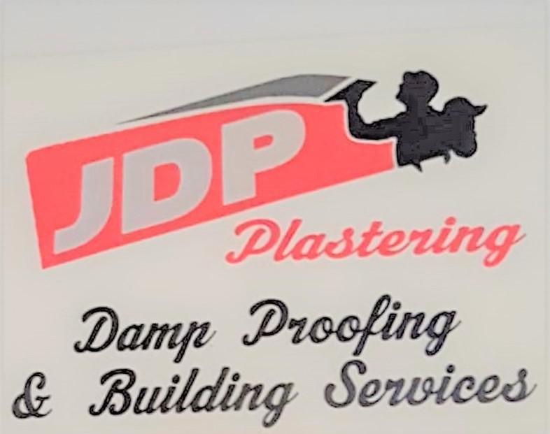 JDP Damp Proofing & Plastering logo
