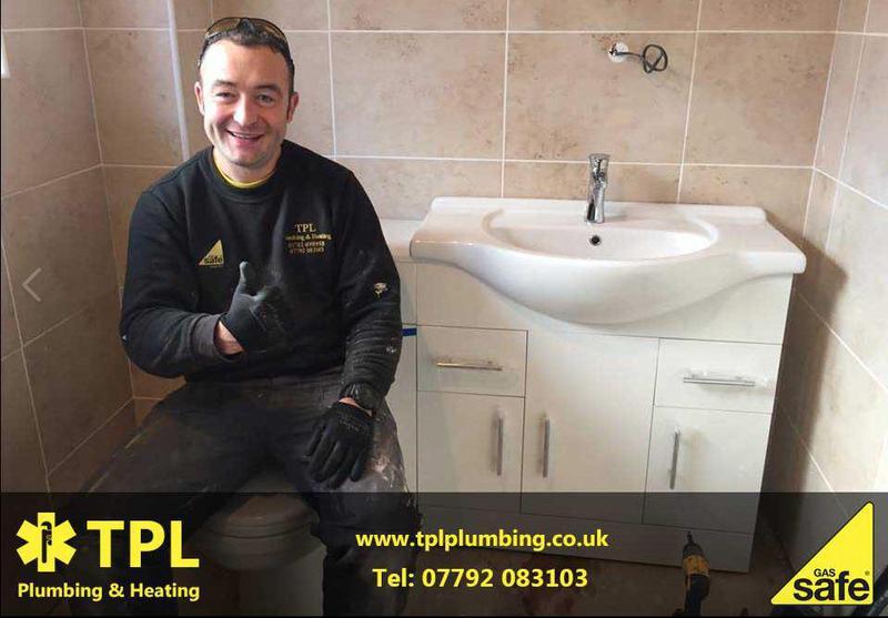 TPL Plumbing & Heating logo