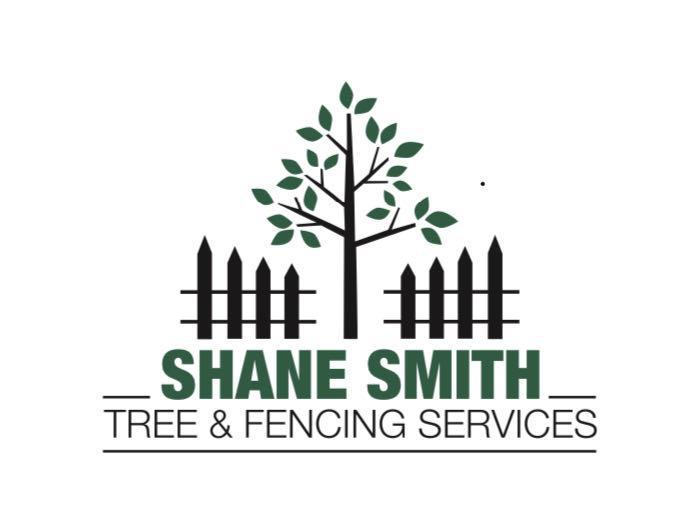 Shane Smith Tree and Fencing logo