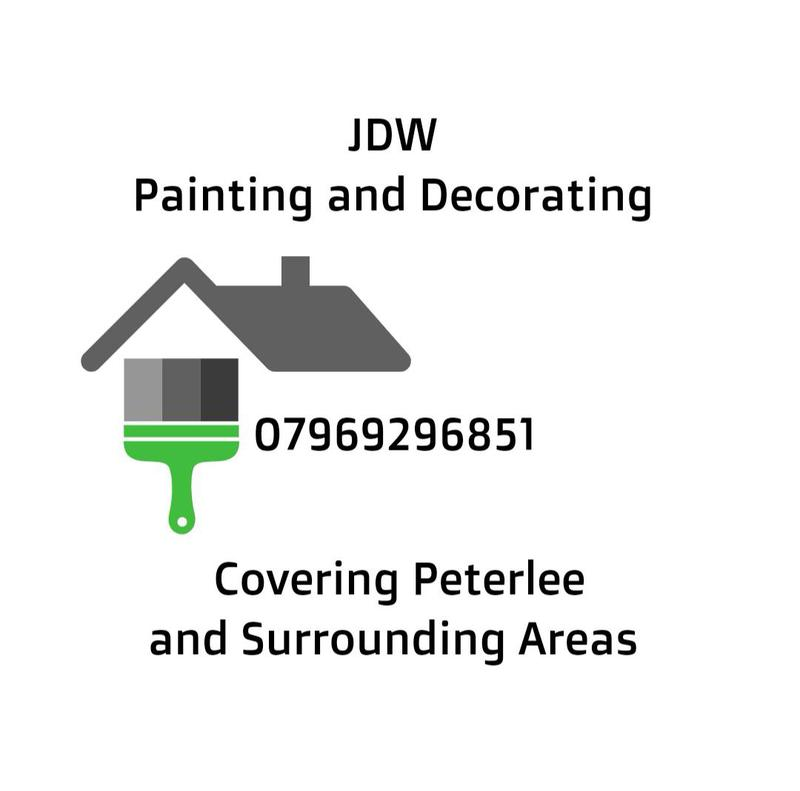JDW Painting and Decorating logo