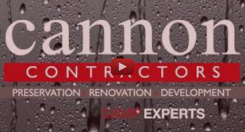 Cannon Contracting Ltd logo