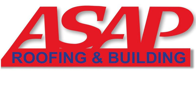 ASAP Roofing & Building logo