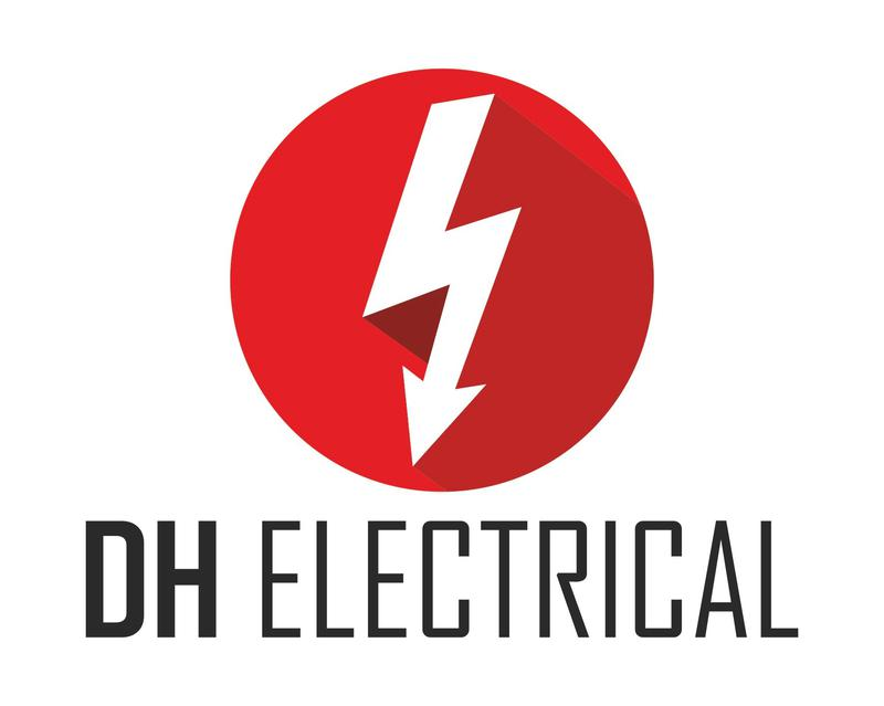 DH Electrical logo