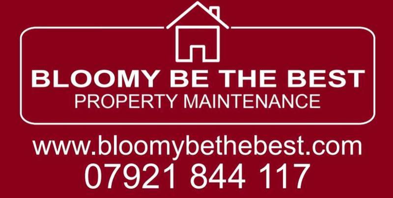 Bloomy Be The Best logo