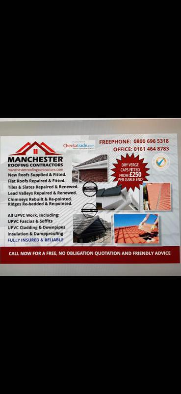 Manchester Roofing Contractors logo