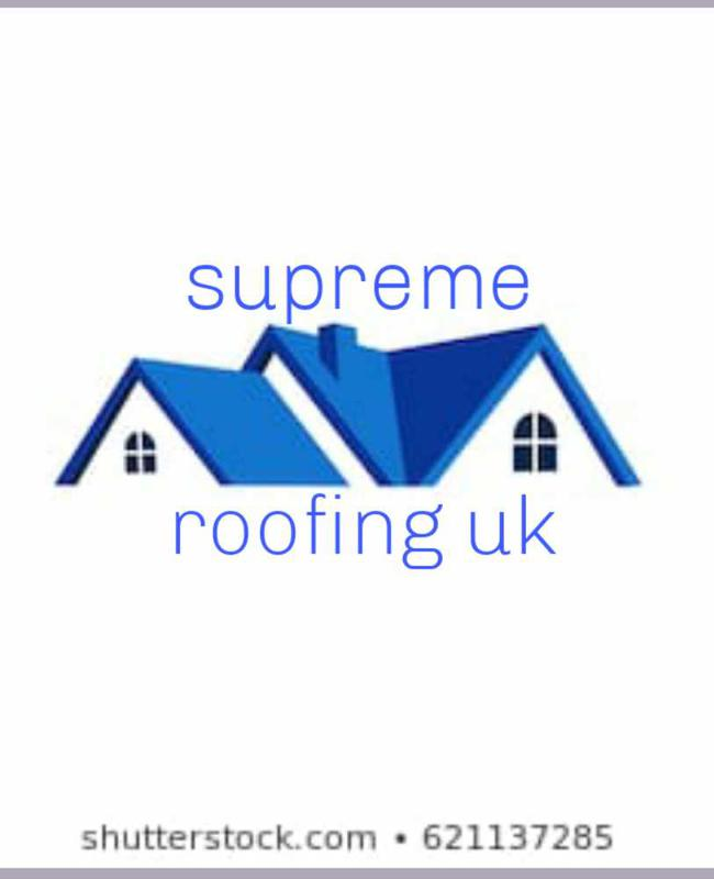 Supreme Roofing Services UK logo