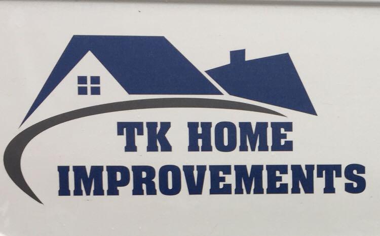 TK Home Improvements logo