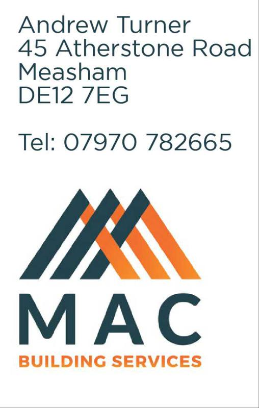 Mac Building Services logo