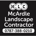 Mcardle Landscapes logo