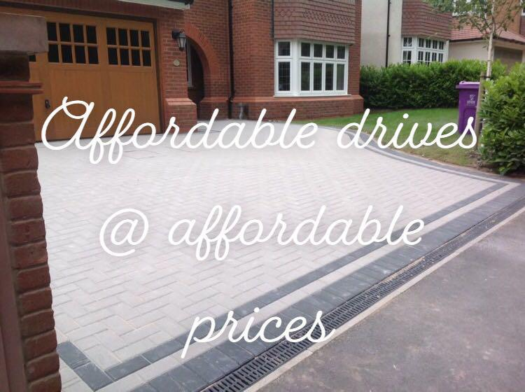 Affordable Drives logo