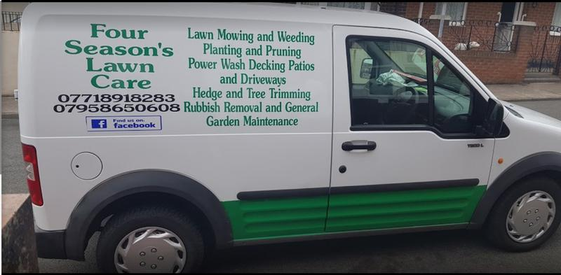 Four Seasons Lawn Care logo
