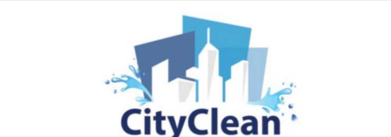 City Clean logo
