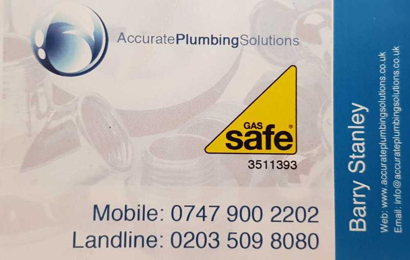 Accurate Plumbing Solutions Ltd logo
