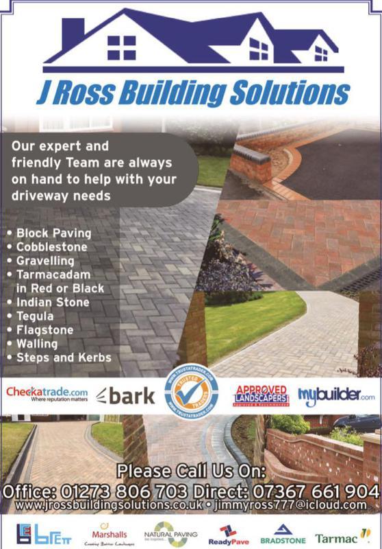 J Ross Building Solutions logo