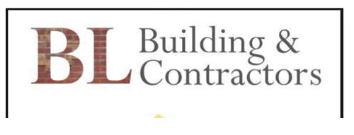BL Building Contractors logo