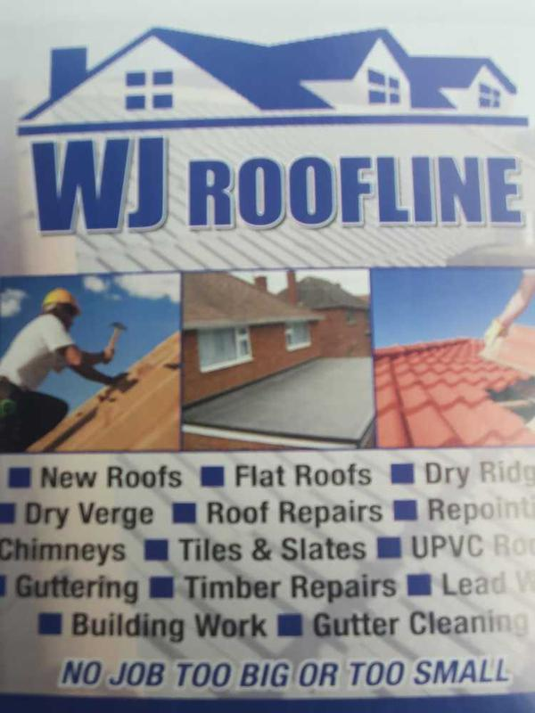 WJ Roofline Ltd logo