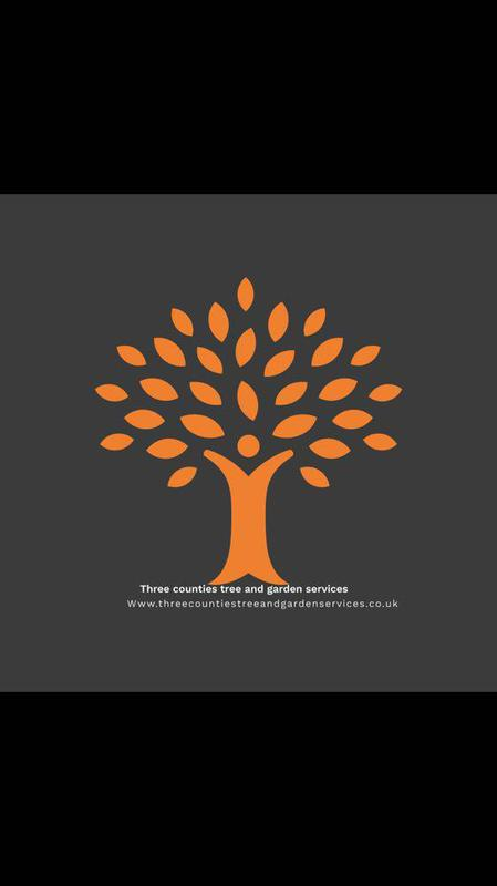 Three Counties Tree & Garden Services logo