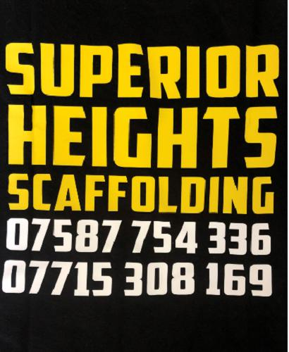 Superior Heights Scaffolding Ltd logo