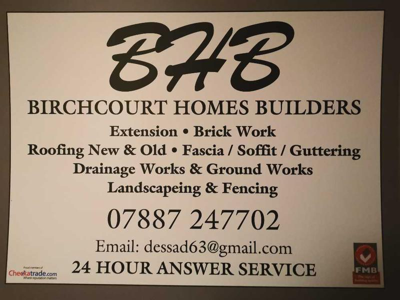 Birchcourt home builders logo