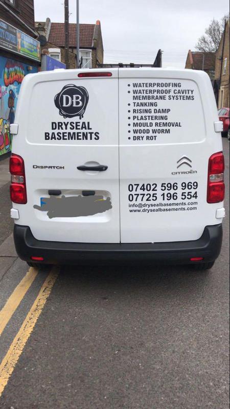 Dryseal Basements logo