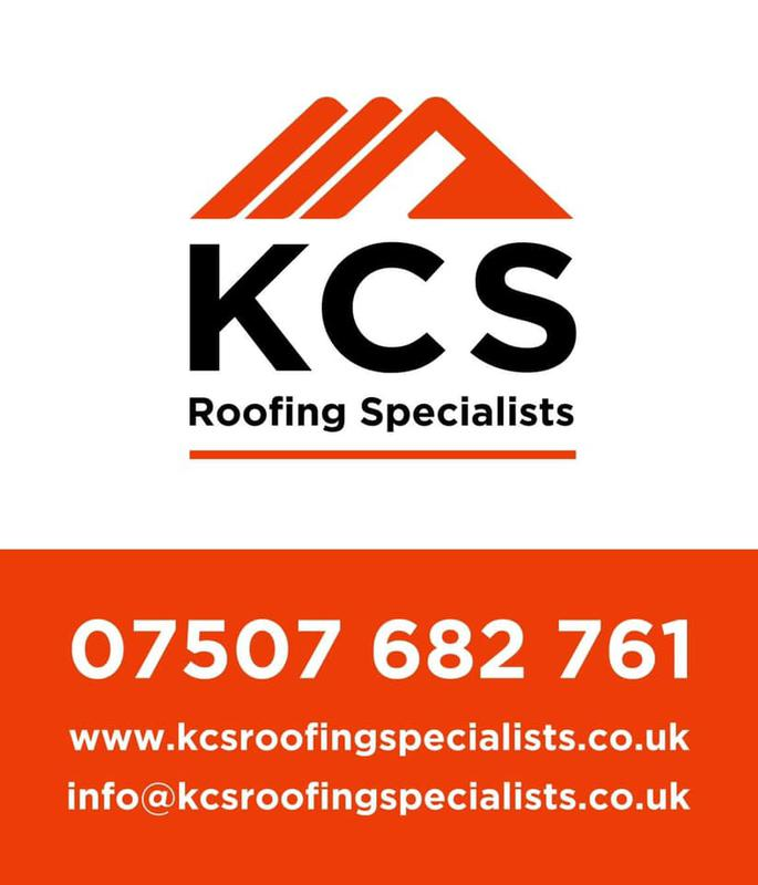 KCS Roofing Specialists logo