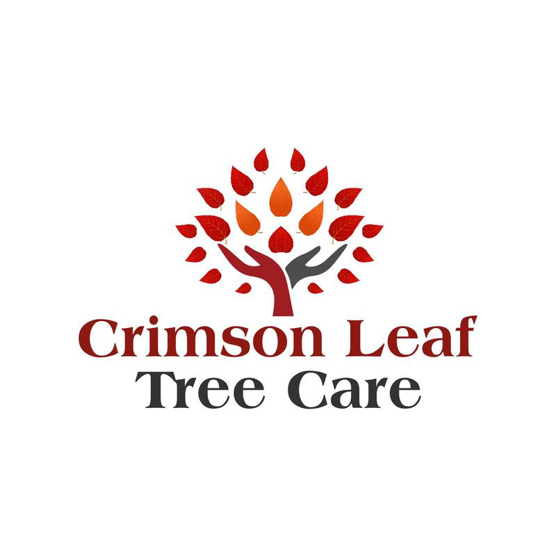 Crimson Leaf Tree Care logo