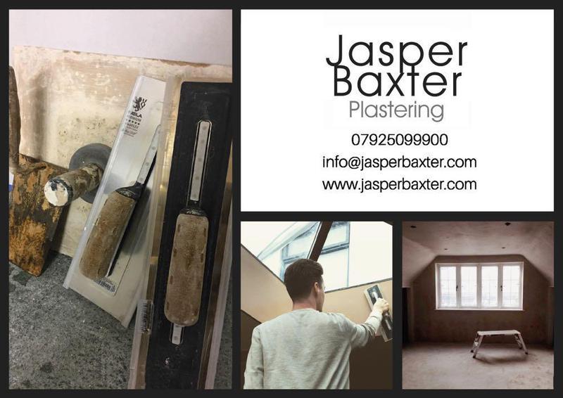 Jasper Baxter Plastering logo