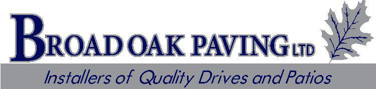Broadoak Paving Ltd logo