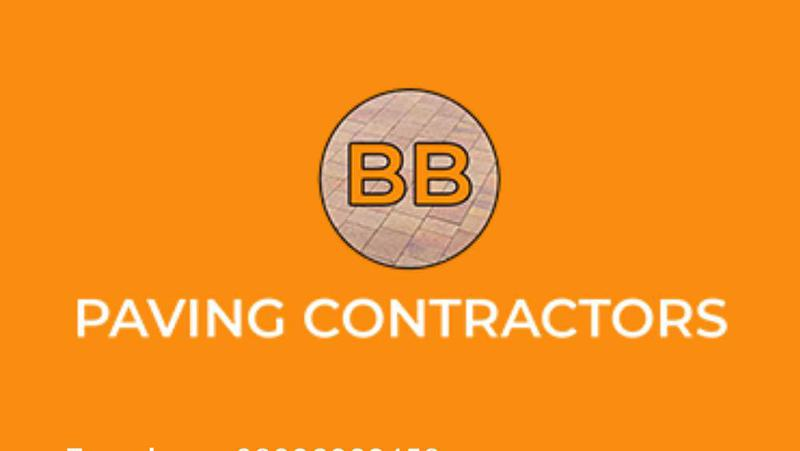 BB Paving Contractors logo