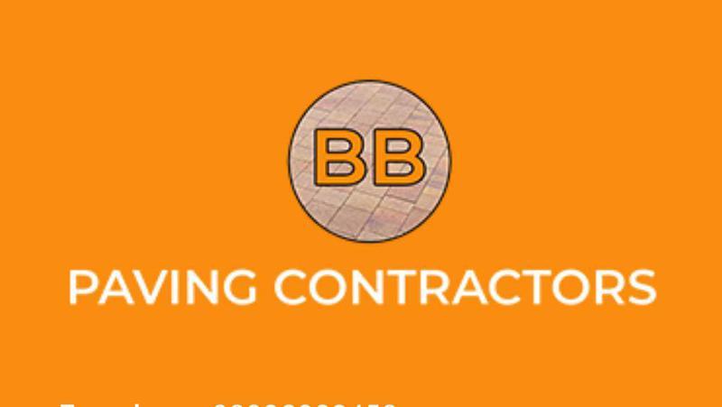 BB Paving Contractors logo