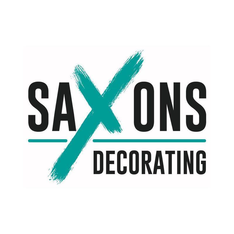 Saxons Decorating logo