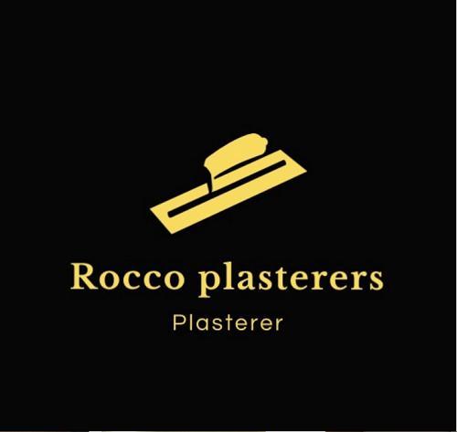Rocco Plasterers logo