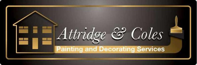 Attridge & Coles Painting and Decorating Services logo