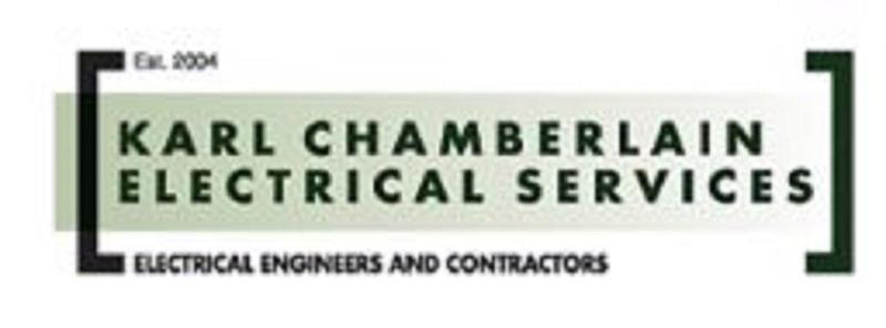 Karl Chamberlain Electrical Services logo