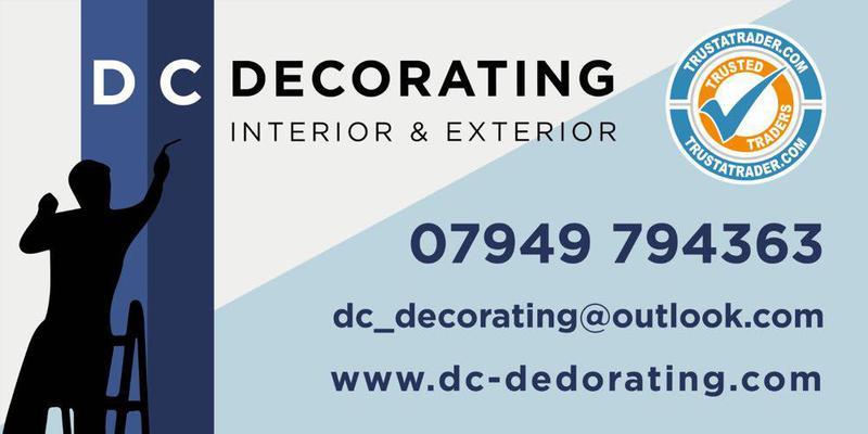 DC Decorating logo