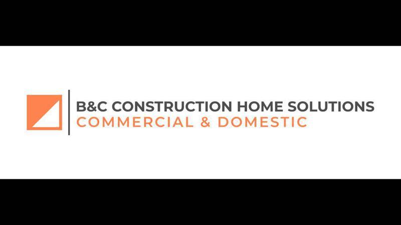 B&C Construction logo