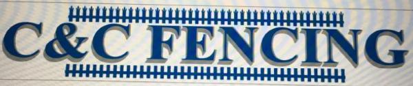 C&C Fencing logo