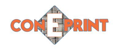 Con-E-print logo