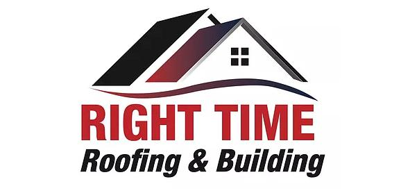 Right Time Roofing & Building logo