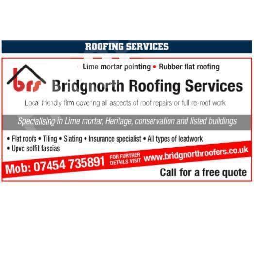 Bridgnorth Roofing Services logo
