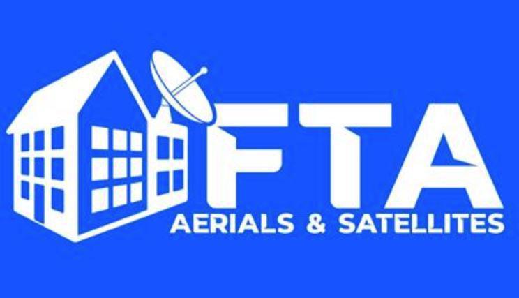 FTA Aerials and Satellite logo