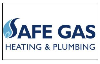 Safe Gas Heating & Plumbing Ltd logo