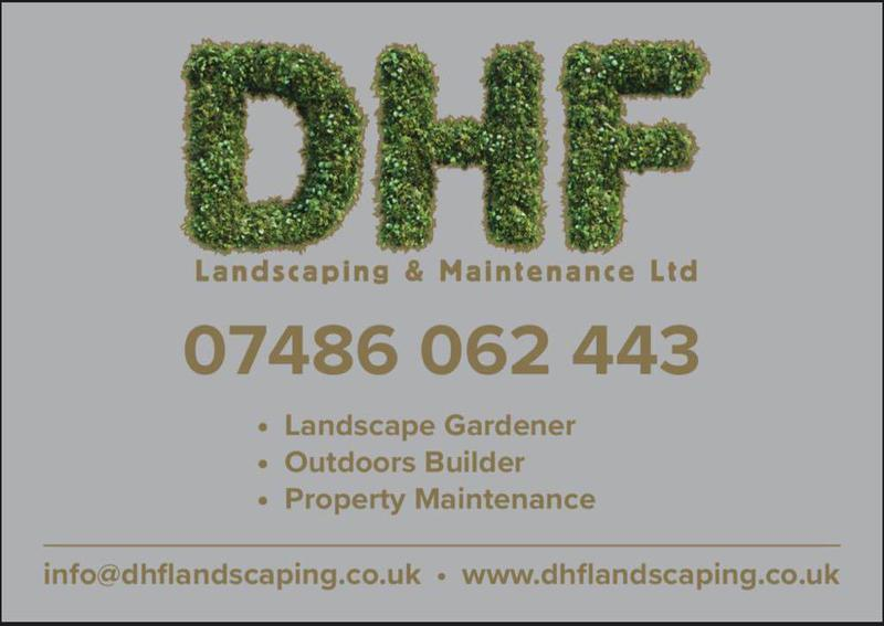 DHF Landscaping and Maintenance Ltd logo