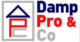 Damp Pro & Co logo