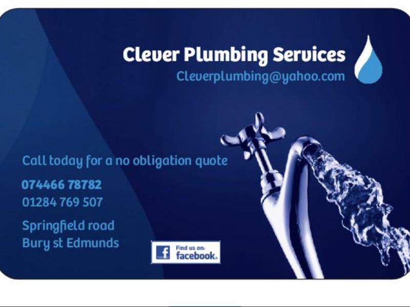 Clever Plumbing Services logo