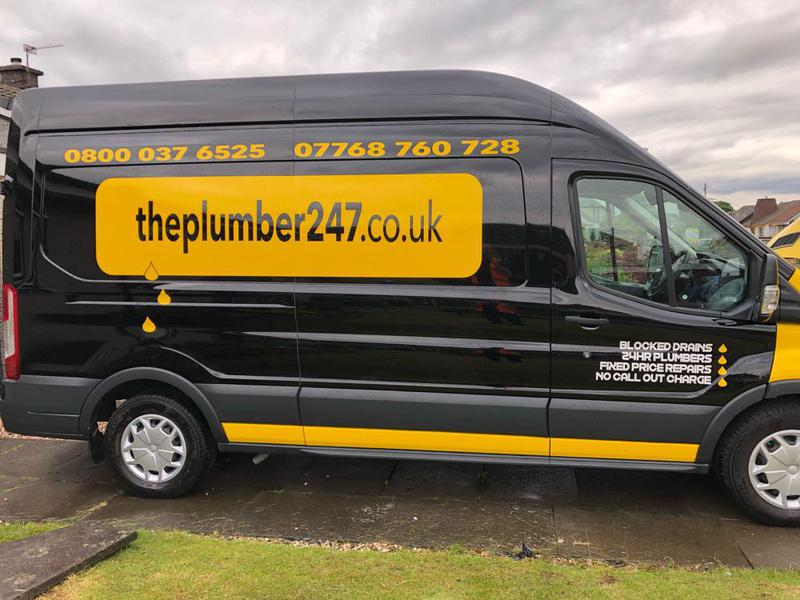 The Plumber 247 Limited logo